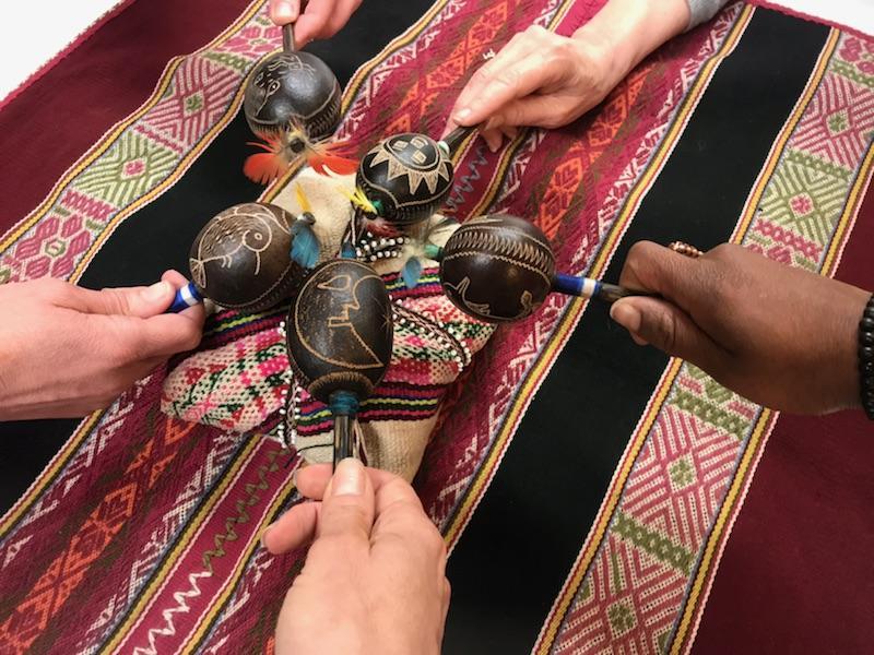 Sacred Medicine Wheel